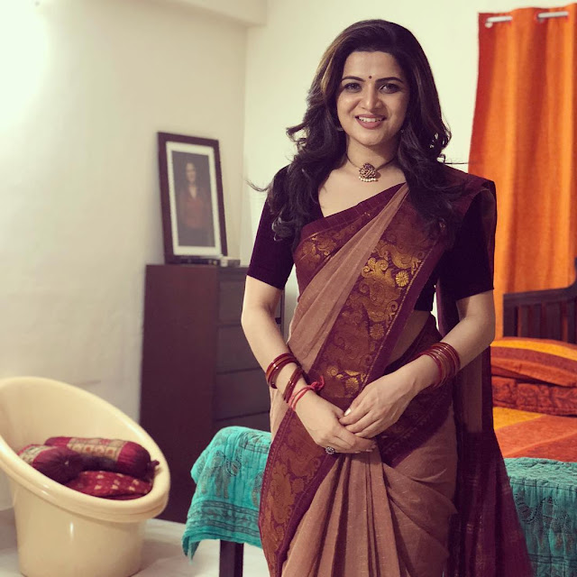 Divya Darshini  (Indian Actress) Wiki, Biography, Age, Height, Family, Career, Awards, and Many More...