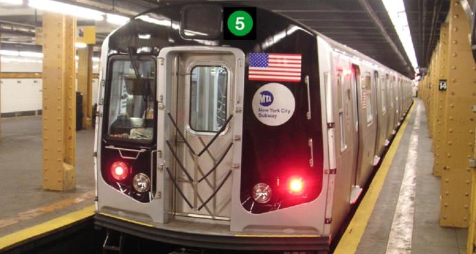 Anciano de 84 años detenido en Nueva York por masturbarse en tren