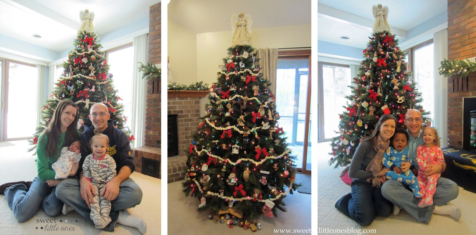 Favorite Family Christmas Traditions - Christmas Tree Traditions - www.sweetlittleonesblog.com