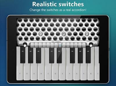 تحميل لعبة تعليم Accordion Piano الأكورديون بيانو