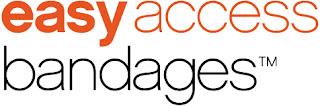 Easy Access Bandages Orange