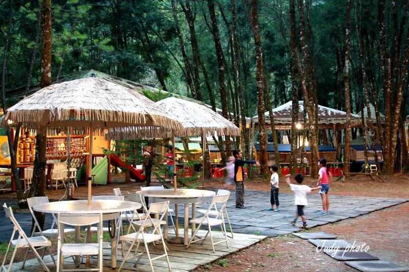 日月潭素食露營區-聖多羅營地