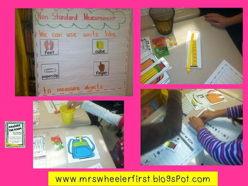 Mrs Wheeler 39 S First Grade Tidbits Non Standard