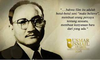 usmar ismail award, film, sejarah film indonesia