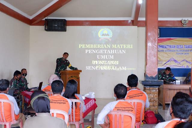 Pembentukan Desa Tangguh Bencana Kabupaten Karanganyar