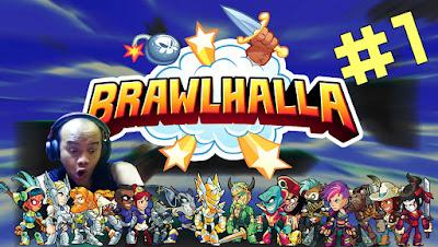 BRAWLHALLA คนชอบเกมต่อสู้ต้องรักเกมนี้