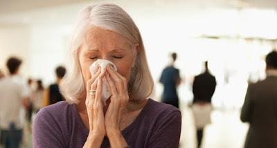 Síntomas influenza