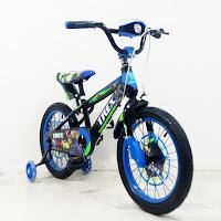 sepeda bmx anak trex cuberbotz