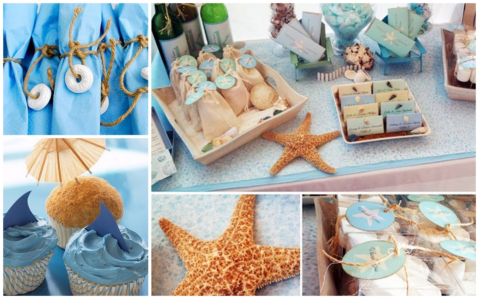 Party Decorating Ideas Beach Themed