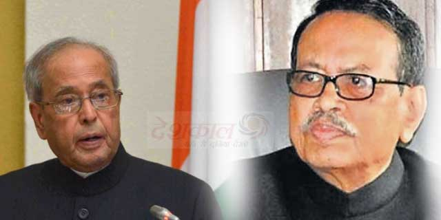Who want to sack Arunachal governor and if he adamant then who will take a call