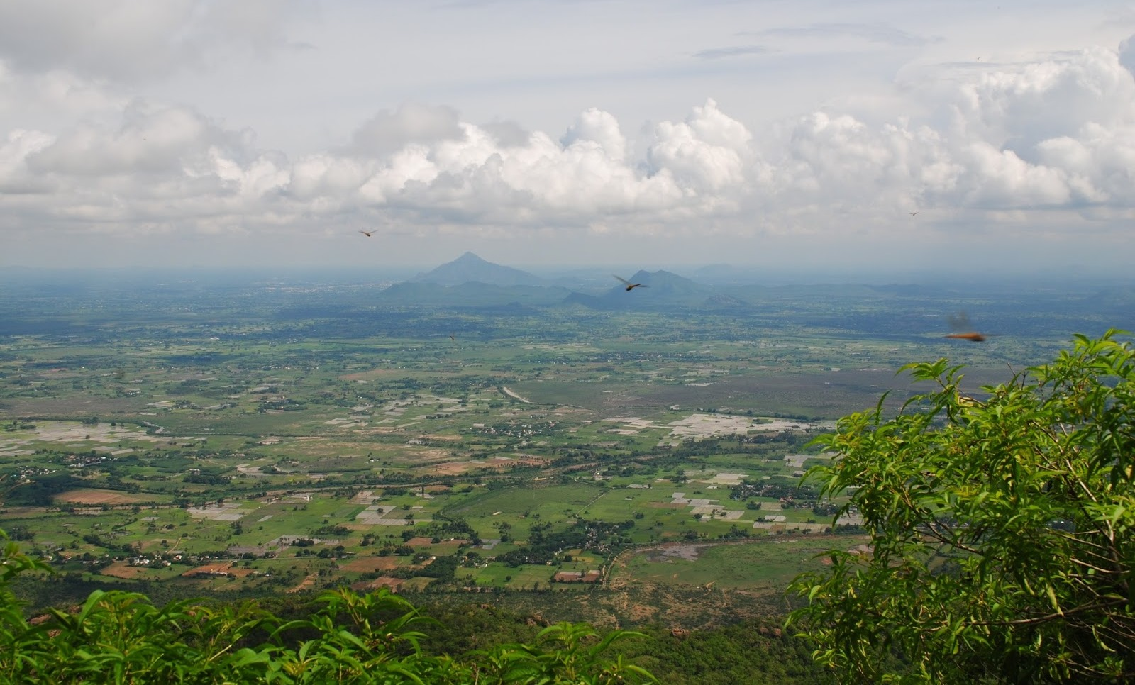 Tamilnadu Tourism: Parvathamalai, Thiruvannamalai