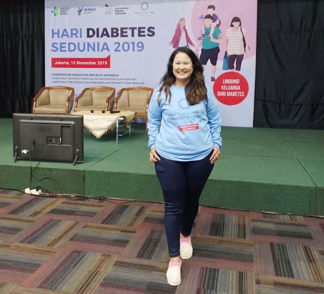 Mari Lindungi Keluarga Dari Penyakit Tidak Menular Diabetes