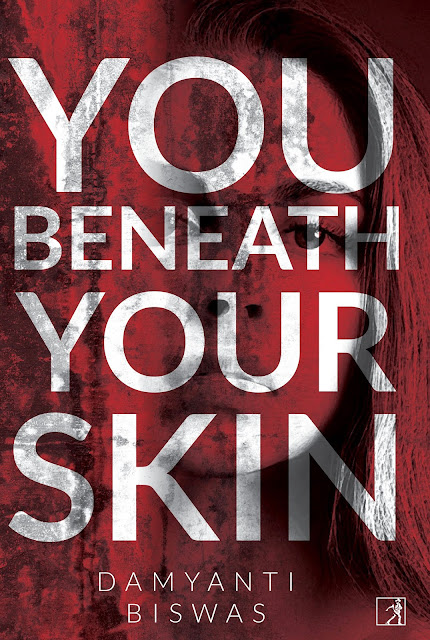 Book: You Beneath Your Skin by Damyanti Biswas