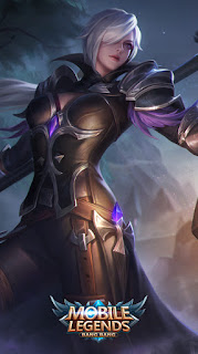 Silvanna Midnight Justice Heroes Fighter of Skins