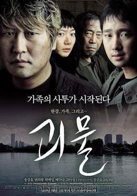 Sinopsis film The Host (2006)