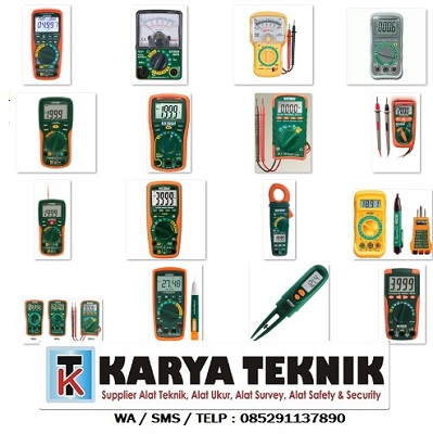 Jual Extech Multimeter Test Kit Harga Murah
