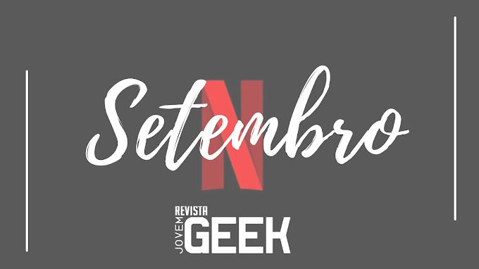Netflix   Novidades do mês de setembro