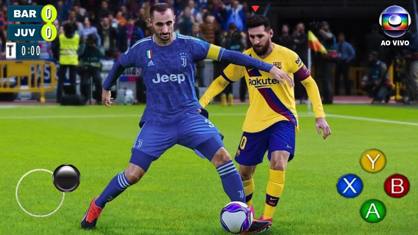 Jogo de futebol 10