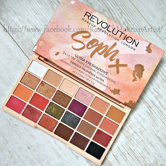 Soph X - Makeup Revolution