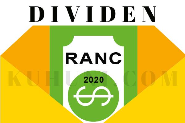 Jadwal Dividen RANC 2020