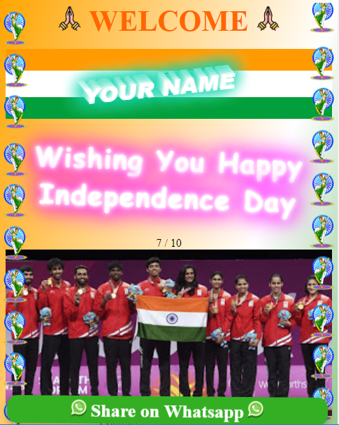 Best Independence Day 2019 Wishing Script For Blogger to Make Money