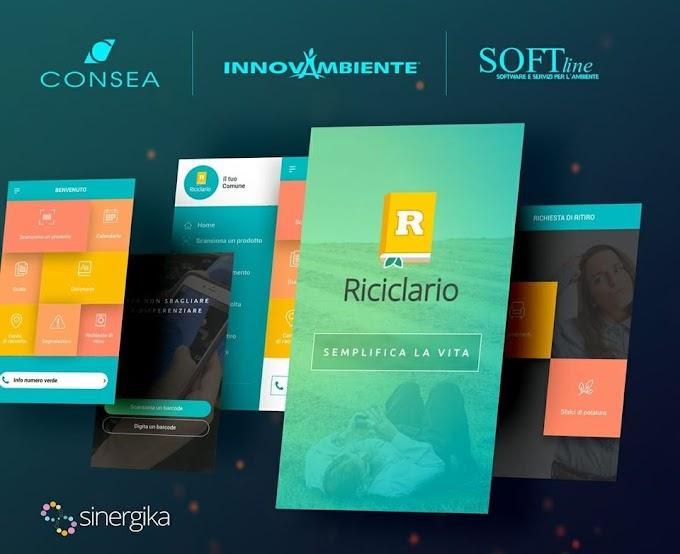 """Matera, con l'app """"IOdifferenzio#sub1"""" non sbagli e fai bene la raccolta differenziata"""