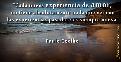 Frases de Amor - Paulo Coelho