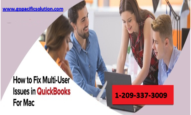 Fix Multi-User Issue in QuickBooks Desktop for Mac with Tech Support Team