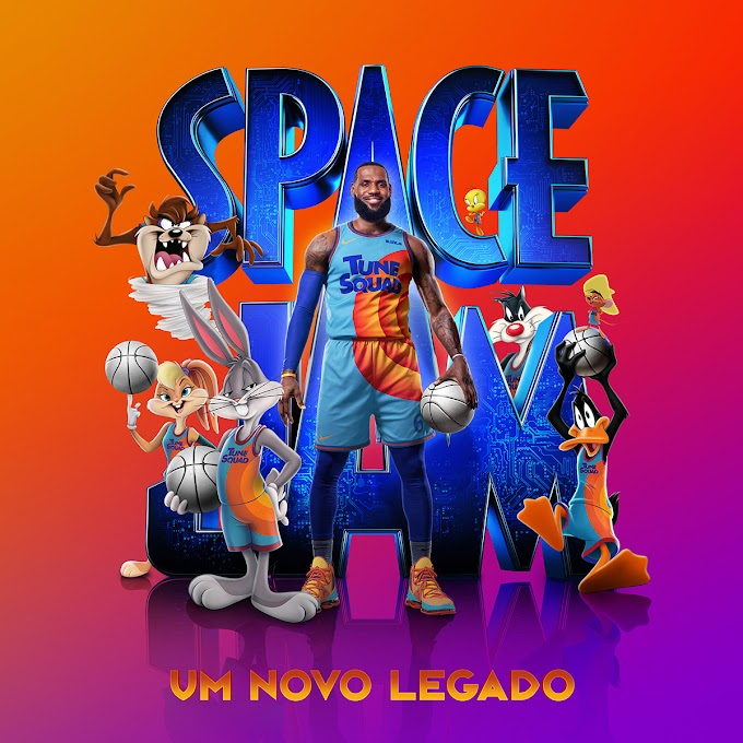 Dica de filme: Space Jam