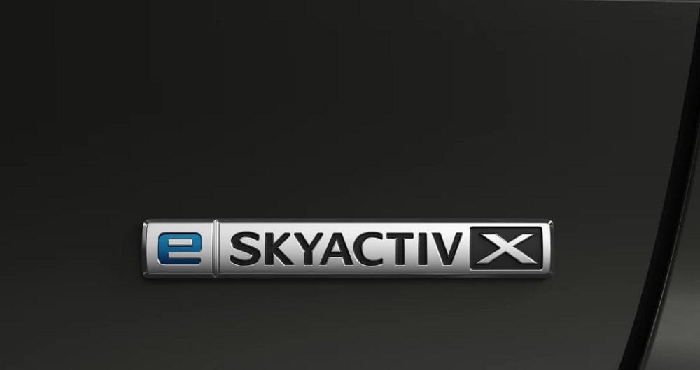 e-SkyActiv X engine
