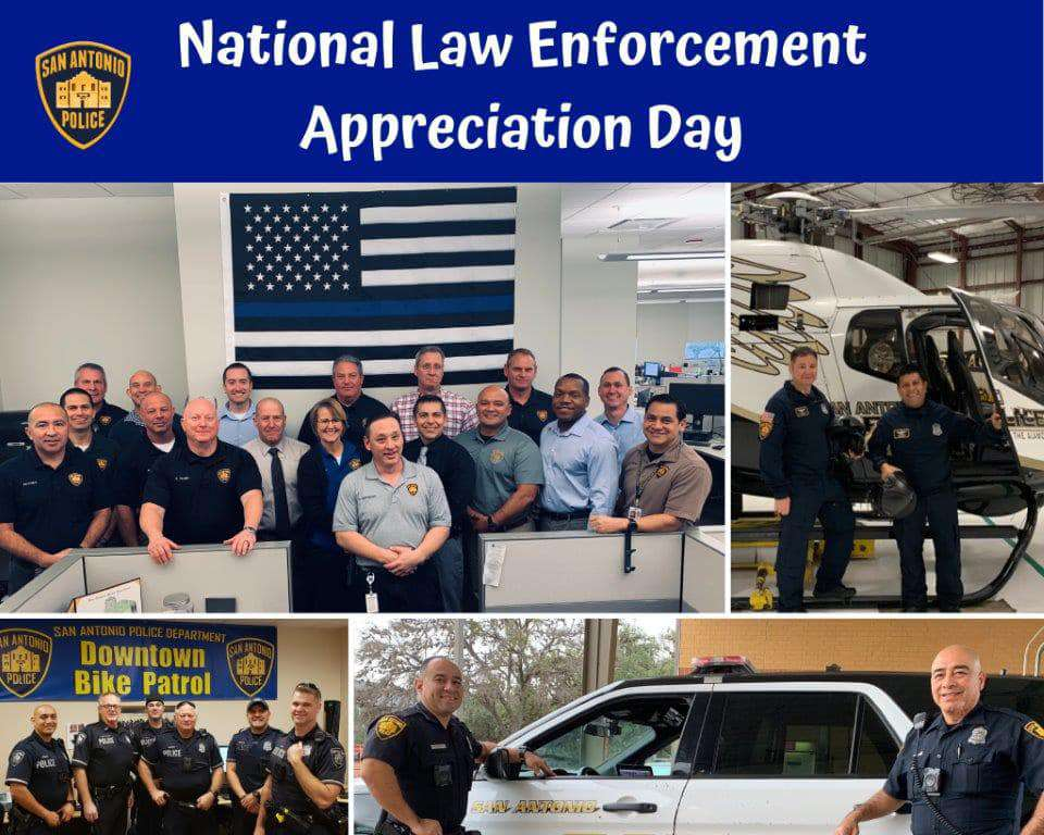 National Law Enforcement Appreciation Day Wishes Lovely Pics