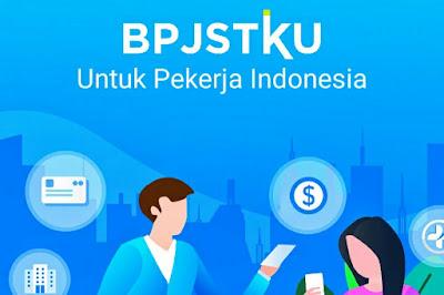 Cara membuat akun BPJS Ketenagakerjaan di aplikasi BPJSTKU tahun 2019
