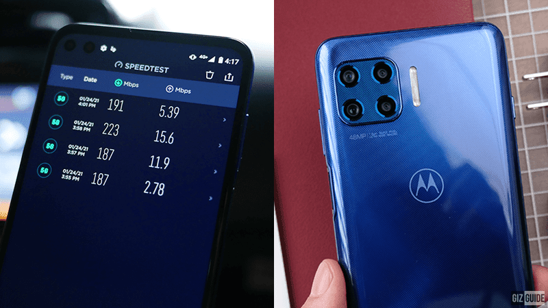 Motorola's Moto G 5G Plus is more than just an affordable 5G-ready phone