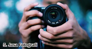 Jasa Fotografi merupakan salah satu usaha menguntungkan jelang hari kemerdekaan
