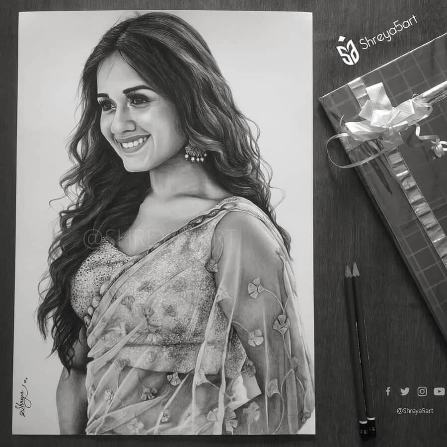 02-Indian-Clothing-Drawing-Shreya-www-designstack-co