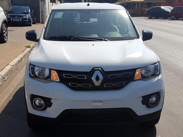Novo Renault Kwid 2018