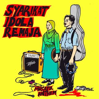 Syarikat Idola Remaja - Musafir Anthem (Single 2020