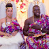 Photo Speaks: Sharon Oyakhilome Weds Phillip Frimpong Marriage Ceremony.