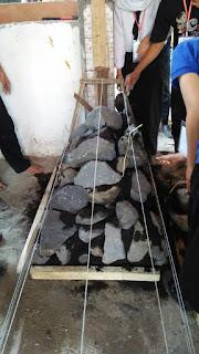 ILMU TEKNIK - Pembuatan Pondasi Batu Kali
