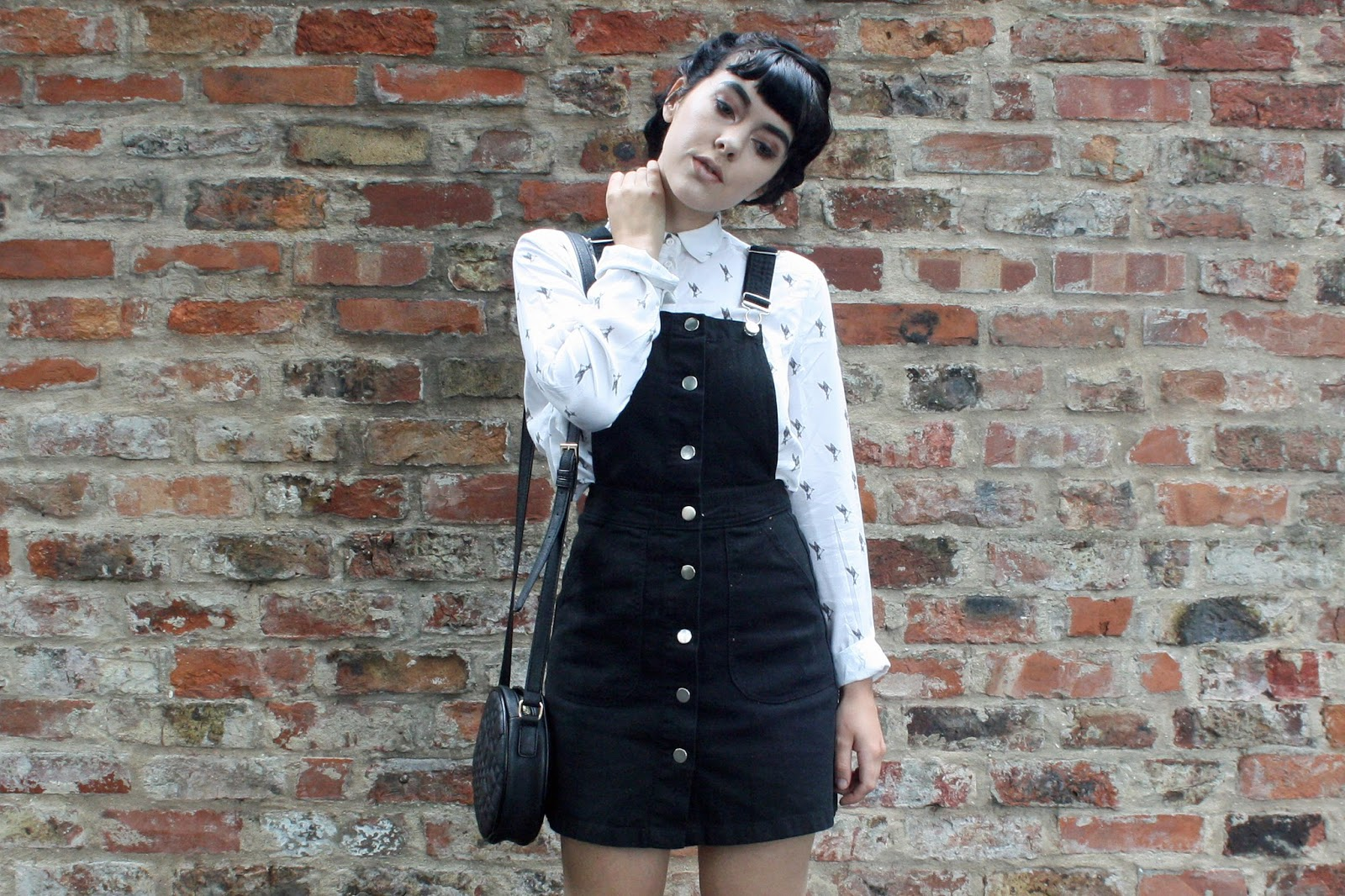 Urban outfitters pinafore dress images