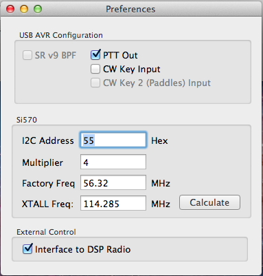 marxy's musing on technology: Softrock Ensemble RXTX with DSP Radio