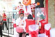 Launching Vaksinasi Covid-19 di Sulut, Ini Pesannya Gubernur Olly
