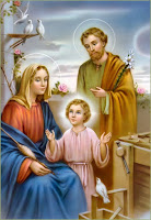 Resultado de imagen de sagrada familia de nazaret