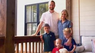 Chris Kirk Family