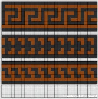 Hama bead mosaic designs
