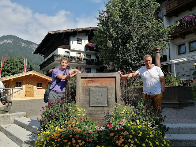 Radioreise Podcast am Wilden Kaiser in Österreich