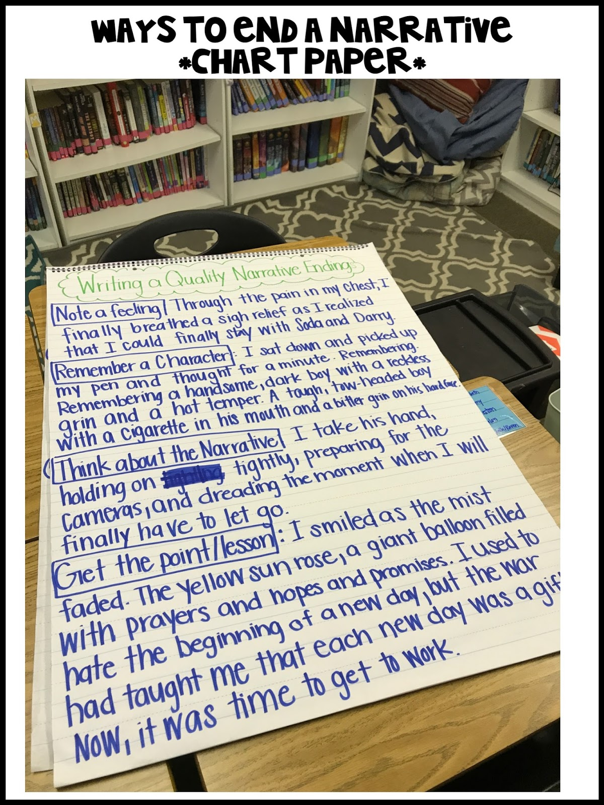 middle school narrative essays and middle school writing  lesson six narrative essays peer editing i always make sure to really model this my students are freakishly good at peer editing