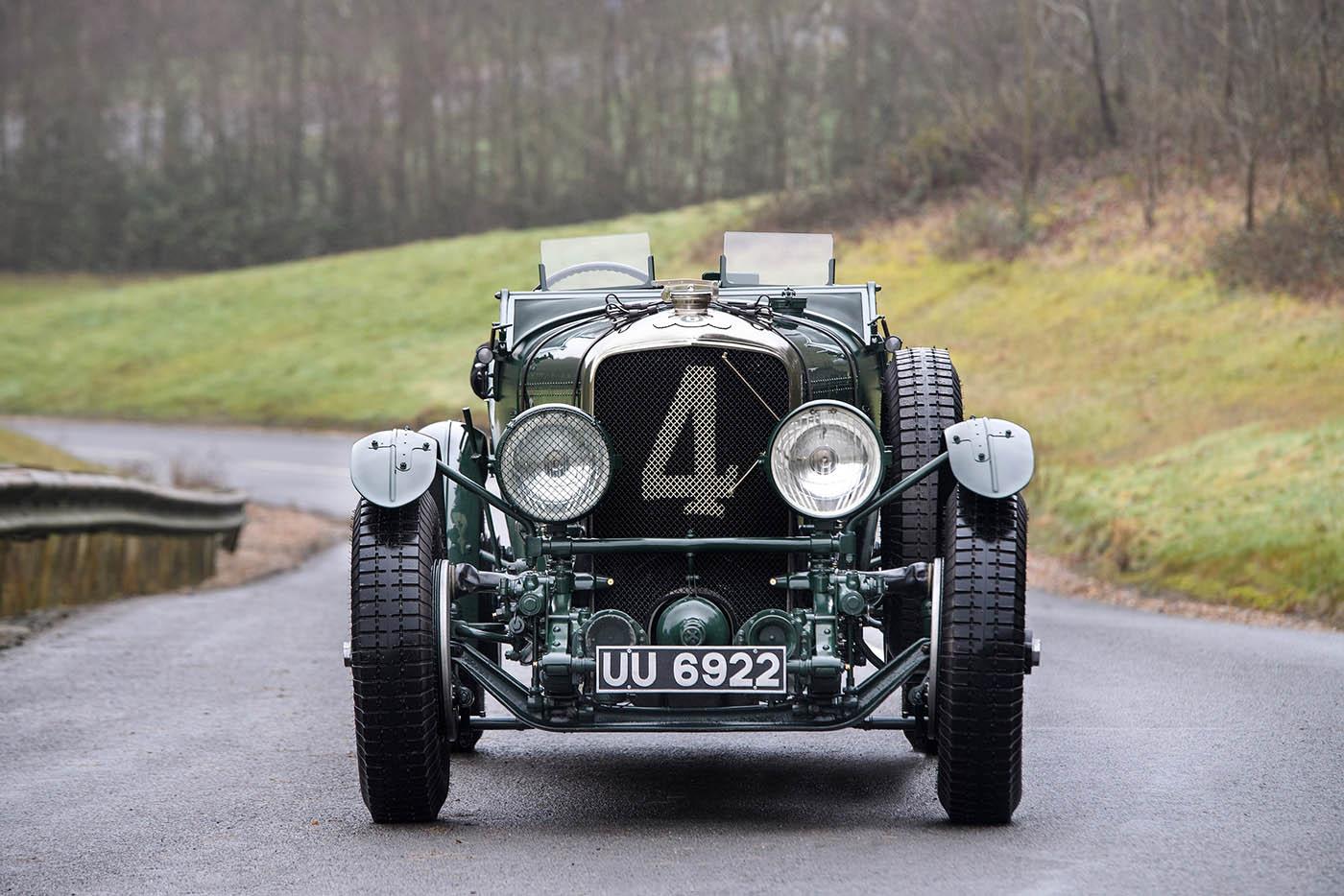 Bentley Speed Six, Mobil Balap Tersukses di LeMans 1929 - 1930
