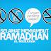 Cara Mengganti Puasa Ramadhan Yang Tertinggal Tahun Lepas