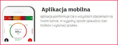 mBank, eKonto m, aplikacja mobilna